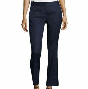 Diane Von Furstenberg Womens Twill Pants